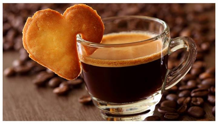 Life is way better when you have great coffee in the morning...and lots of love!